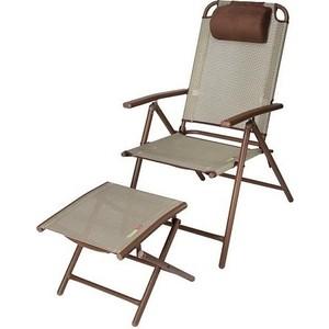Кресло Forester регулируемое с табуретом для ног (GS-1012)