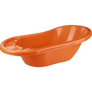 Ванночка Альтернатива Карапуз оранжевый УТ000003284