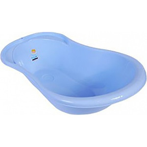Ванночка Little Angel Ангел с термометром 84см голубой УТ000003575