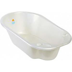 Ванночка Little Angel Дельфин белый р-р 80*51*25см УТ000003582