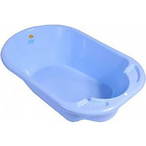 Ванночка Little Angel Дельфин голубой р-р 80*51*25см УТ000003583
