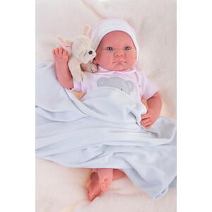 Кукла ANTONIO JUAN Реборн младенец Ника, 40см (8109)