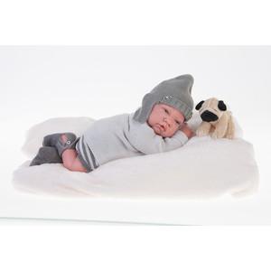 Кукла ANTONIO JUAN Реборн младенец Игнасио, 40см (8111)