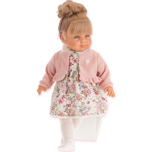 Кукла ANTONIO JUAN Нина в розовом, 55 см (1820P)