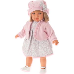 Кукла ANTONIO JUAN Аделина в розовом, 55 см (1823P)