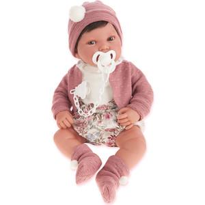Кукла ANTONIO JUAN Сэнди в розовом, 40 см (3369W)