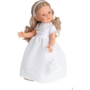 Кукла ANTONIO JUAN Белла Первое причастие, блондинка, 45 см (2801Bl)