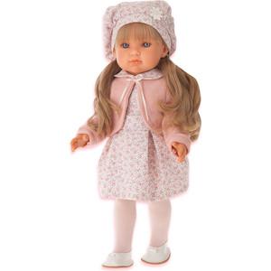 Кукла ANTONIO JUAN Амалия в розовом, 45см (2810P)