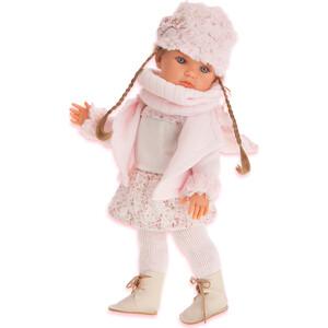 Кукла ANTONIO JUAN Белла с шарфиком, 45см (2811P)