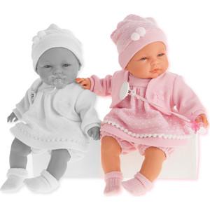 Кукла ANTONIO JUAN Соня в ярко-розовом, плачущая, 37 см (1443V)