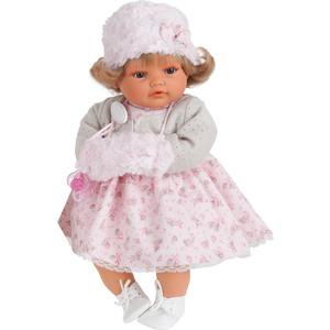 Кукла ANTONIO JUAN Белла в бел., плачущая, 42 см (1669W)