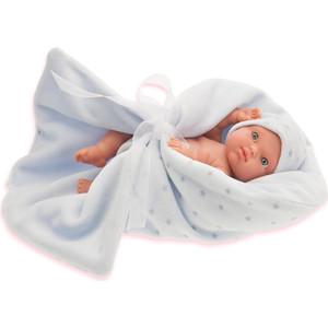 Кукла ANTONIO JUAN Пепито в голубом, 21 см (3904B)