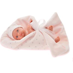 Кукла ANTONIO JUAN Пепита в розовом, 21 см (3904P)