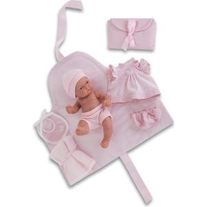 Кукла ANTONIO JUAN Младенец Карла с пеленальным комплектом, 26см (4064P)