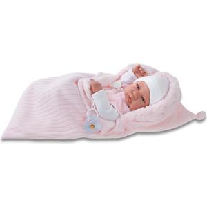 Кукла ANTONIO JUAN Младенец девочка Сильвия, 42 см (5066P)