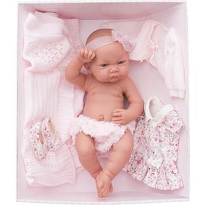 Кукла ANTONIO JUAN Младенец Эльза, 42 см (5073P)