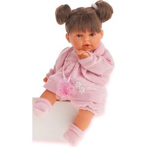 Кукла ANTONIO JUAN Лана брюнетка плачущая, 27 см (1112Br)