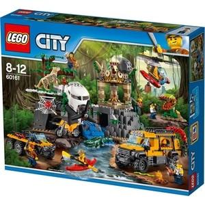 Конструктор Lego Город База исследователей джунглей (60161)