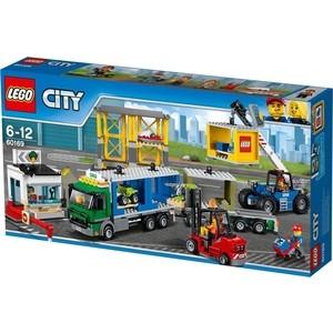 Конструктор Lego Город Грузовой терминал (60169)