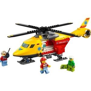 Конструктор Lego Город Вертолёт скорой помощи (60179)