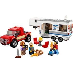 Конструктор Lego Город Дом на колесах (60182)