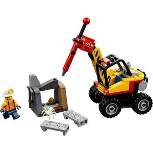 Конструктор Lego Город Трактор для горных работ (60185)