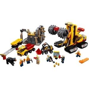 Конструктор Lego Город Шахта (60188)