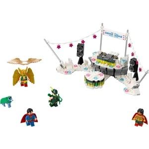 Конструктор Lego Фильм: Вечеринка Лиги Справедливости (70919)