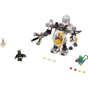 Конструктор Lego Фильм: Бой с роботом Яйцеголового (70920)