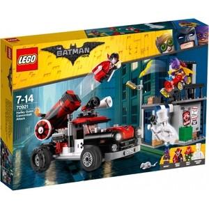 Конструктор Lego Фильм: Тяжёлая артиллерия Харли Квинн (70921)