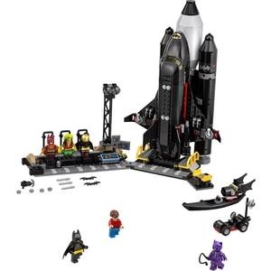 Конструктор Lego Фильм: Космический шаттл Бэтмена (70923)