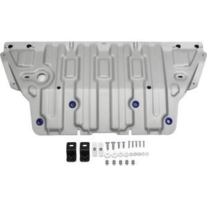 Купить Защита картера Rival для Audi A4 АКПП (2015-н.в.), A5 4WD АКПП (2016-н.в.), алюминий 4 мм, 333.0334.1