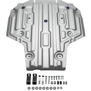 Купить Защита КПП Rival для Audi A4 АКПП (2015-н.в.), A5 4WD АКПП (2016-н.в.), алюминий 4 мм, 333.0335.1