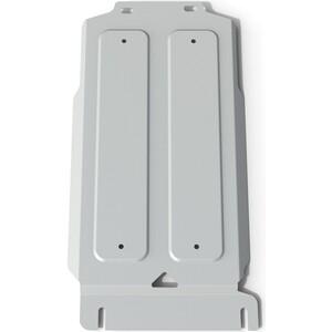 Купить Защита КПП Rival для Infiniti QX56 (2010-2013), QX80 (2013-н.в.) / Nissan Patrol (2010-н.в.), алюминий 4 мм, 333.4123.1