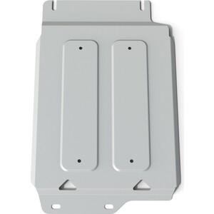 Купить Защита РК Rival для Infiniti QX56 (2010-2013), QX80 (2013-н.в.) / Nissan Patrol (2010-н.в.), алюминий 4 мм, 333.4124.2