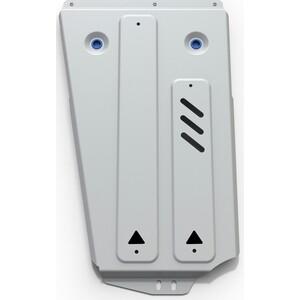 Купить Защита РК Rival для Mitsubishi Pajero IV (2006-2011 / 2011-н.в.), алюминий 4 мм, 333.4011.3