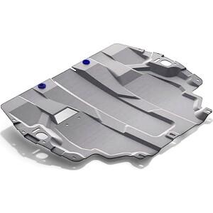 Купить Защита картера и КПП Rival для Volkswagen Caddy (2015-н.в.), алюминий 4 мм, 333.5855.1