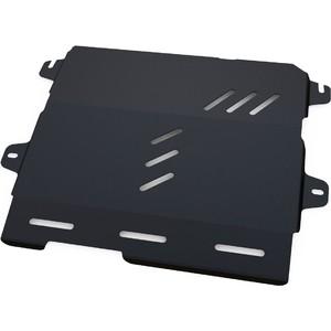 Купить Защита картера и КПП АвтоБРОНЯ для Cadillac SRX (2010-2016), сталь 2 мм, 111.00805.1