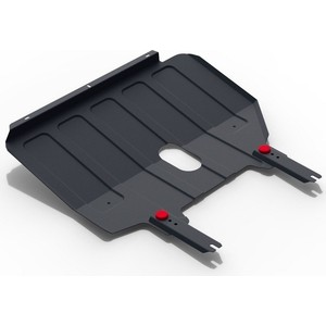 Купить Защита картера и КПП АвтоБРОНЯ для Chery Tiggo 2 (2017-н.в.), сталь 2 мм, 111.00918.1
