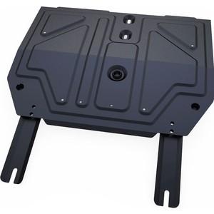 Купить Защита картера и КПП АвтоБРОНЯ для Chery Tiggo 3 МКПП (2017-н.в.), Tiggo FL (2013-н.в.), сталь 2 мм, 111.00916.1