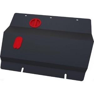 Купить Защита картера и КПП АвтоБРОНЯ для Citroen С8 (2002-2005), сталь 2 мм, 111.01207.1