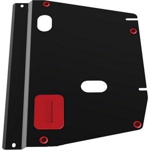 Купить Защита картера и КПП АвтоБРОНЯ для Honda Civic седан (2006-2012), сталь 2 мм, 111.02108.1