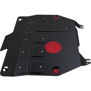 Купить Защита картера и КПП АвтоБРОНЯ для Honda CR-V (2012-2015), сталь 2 мм, 111.02130.1