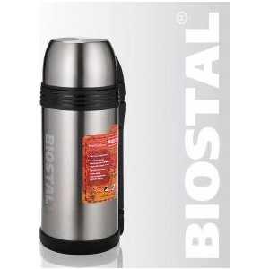Термос универсальный 1.5 л Biostal Спорт NGP-1500 P