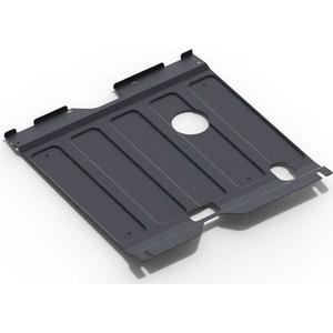 Купить Защита картера и КПП АвтоБРОНЯ для Hyundai Sonata (2010-2013), сталь 2 мм, 111.02320.1