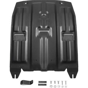 Купить Защита картера и КПП АвтоБРОНЯ для Hyundai Tucson (2015-н.в.) / Kia Sportage (2016-н.в.), сталь 2 мм, 111.02357.1