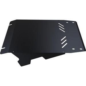 Купить Защита радиатора АвтоБРОНЯ для Kia Bongo 4WD (2008-2012), сталь 2 мм, 111.02819.2