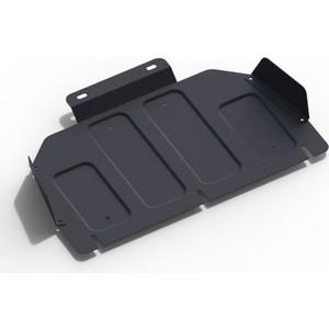 Купить Защита картера АвтоБРОНЯ для Kia Sorento (2006-2009), сталь 2 мм, 111.02808.1