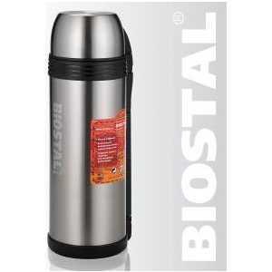 Термос универсальный 2 л Biostal Спорт NGP-2000 P