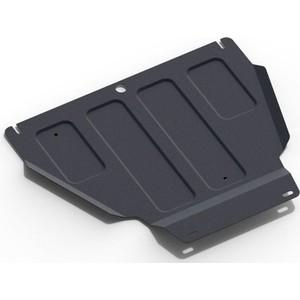 Купить Защита РК АвтоБРОНЯ для Kia Sorento (2006-2009), сталь 2 мм, 111.02810.1